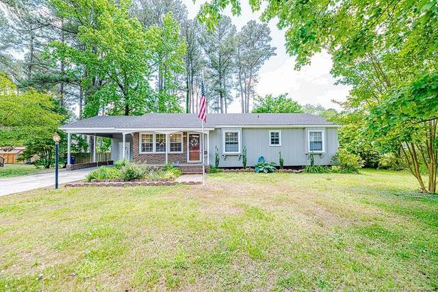 3109 Wicker Street, Sanford, NC 27330 (MLS #656806) :: Towering Pines Real Estate
