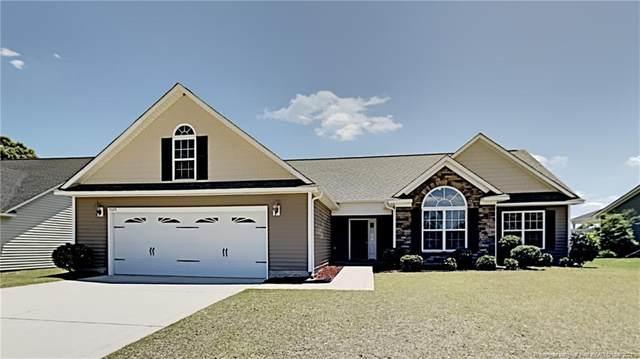 5325 Woodpecker Drive, Hope Mills, NC 28348 (MLS #656814) :: Towering Pines Real Estate