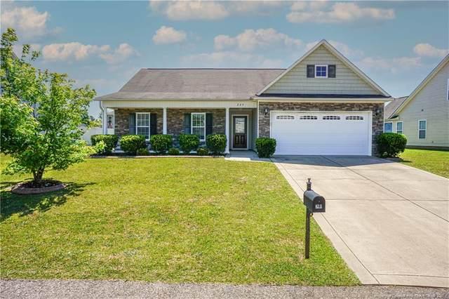 289 Ivystone Drive, Raeford, NC 28376 (MLS #656820) :: Towering Pines Real Estate