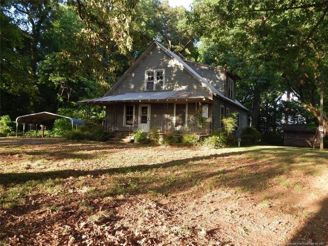 509 Mount Carmel Road, Carthage, NC 28327 (MLS #656823) :: Towering Pines Real Estate