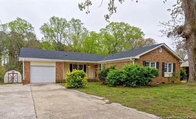 5402 Brookfield Road, Fayetteville, NC 28303 (MLS #656824) :: Freedom & Family Realty
