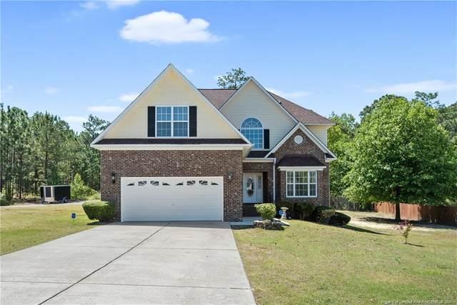 232 Kristin Avenue, Spring Lake, NC 28390 (MLS #656830) :: Towering Pines Real Estate