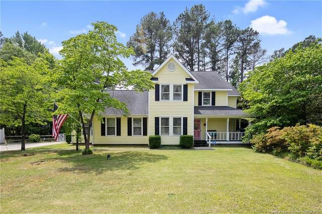 302 Troll Court, Fayetteville, NC 28303 (MLS #656832) :: The Signature Group Realty Team