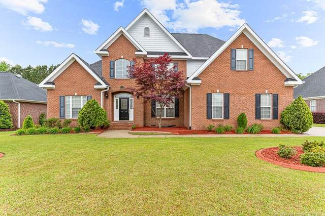 333 W Summerchase Drive, Fayetteville, NC 28311 (MLS #656839) :: Towering Pines Real Estate
