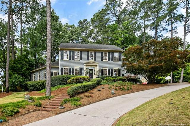 1802 Lakeshore Drive, Fayetteville, NC 28305 (MLS #656840) :: The Signature Group Realty Team