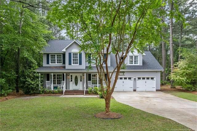 438 Crown Point, Sanford, NC 27332 (MLS #656849) :: Towering Pines Real Estate