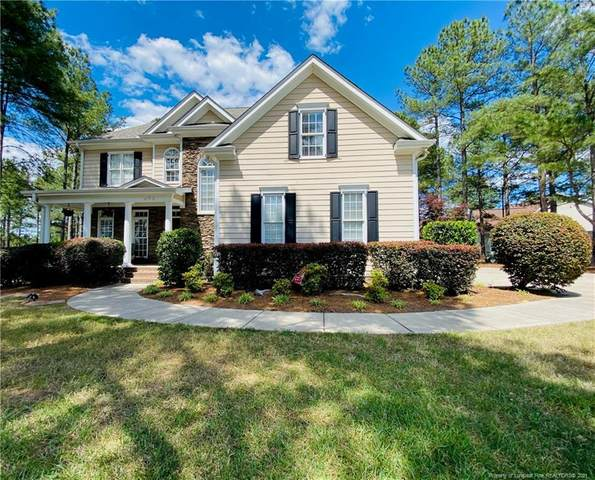 495 Whispering Pines Drive, Spring Lake, NC 28390 (MLS #656858) :: Towering Pines Real Estate