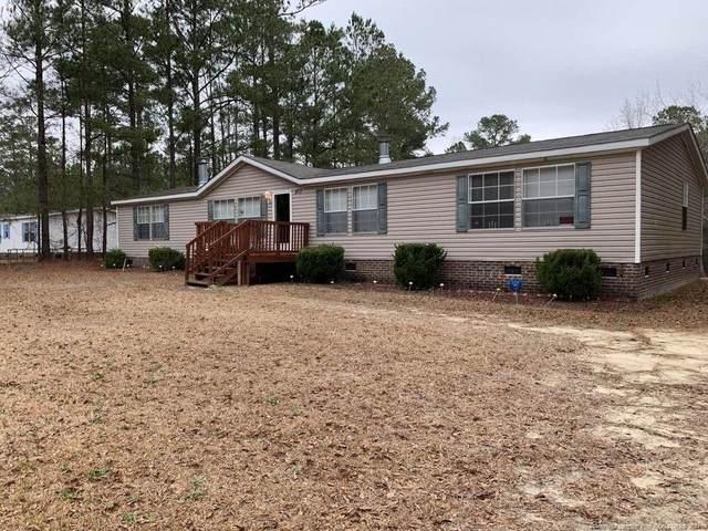 403 Hamer Mill Road Road, Rockingham, NC 28379 (MLS #656871) :: Towering Pines Real Estate