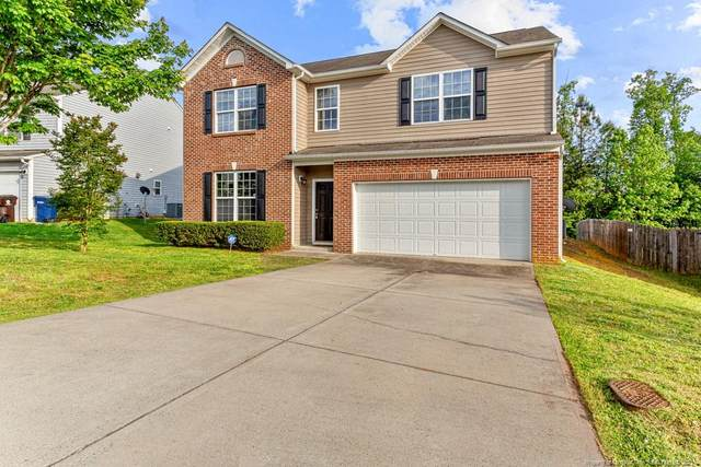 861 Golden Horseshoe Lane, Sanford, NC 27330 (MLS #656873) :: Towering Pines Real Estate