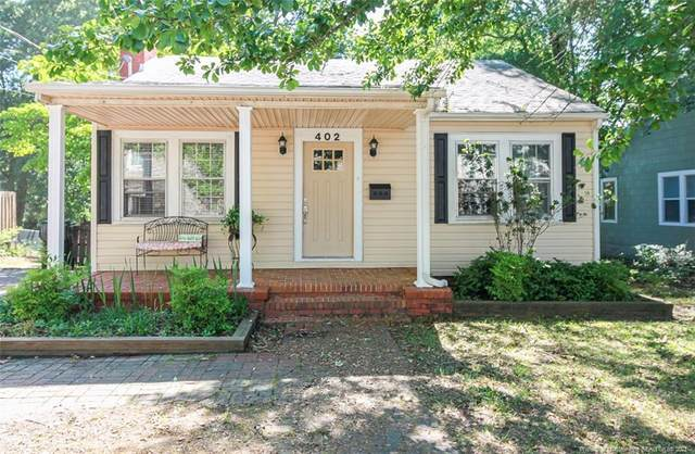402 Pearl Street, Fayetteville, NC 28303 (MLS #656875) :: Towering Pines Real Estate
