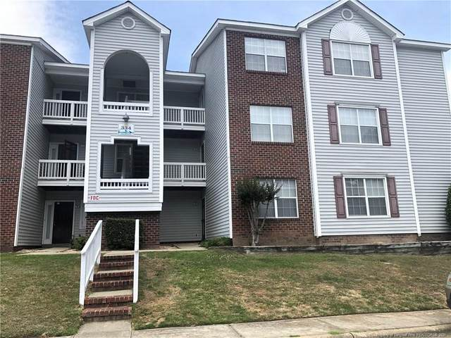 334 Waterdown Drive #4, Fayetteville, NC 28314 (MLS #656876) :: Moving Forward Real Estate