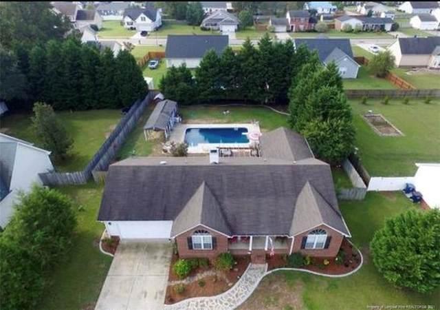 136 Arbor Drive, Raeford, NC 28376 (MLS #656897) :: Towering Pines Real Estate