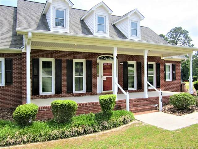 269 Shawcroft Road, Fayetteville, NC 28311 (MLS #656910) :: The Signature Group Realty Team