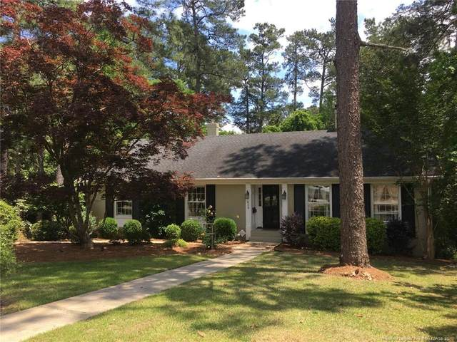 413 Devane Street, Fayetteville, NC 28305 (MLS #656917) :: The Signature Group Realty Team