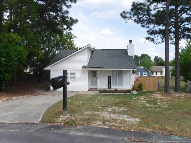 6800 Kingsgate Drive, Fayetteville, NC 28314 (MLS #656922) :: The Signature Group Realty Team