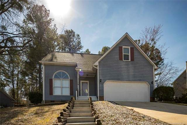 155 Ridgeway Drive, Fayetteville, NC 28311 (MLS #656926) :: The Signature Group Realty Team