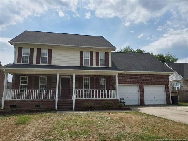 2912 Marcus James Drive, Fayetteville, NC 28306 (MLS #656928) :: The Signature Group Realty Team