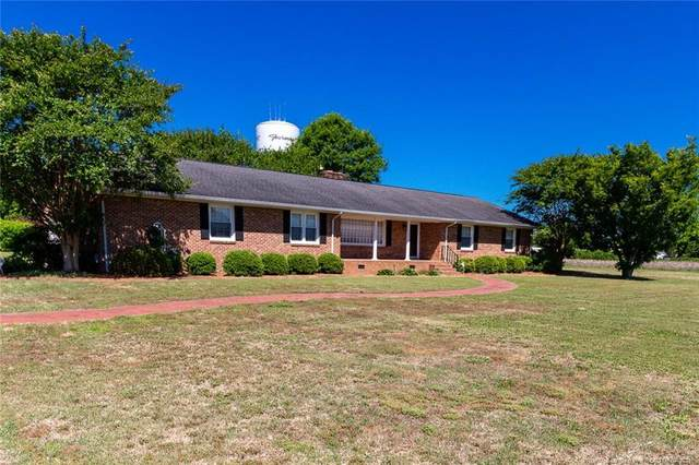 729 Einstein Road, Fairmont, NC 28340 (MLS #656941) :: The Signature Group Realty Team