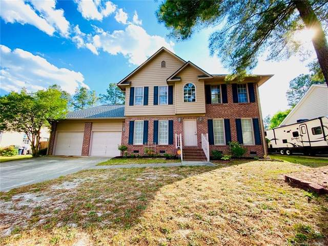 7517 Hammersley Road, Fayetteville, NC 28306 (MLS #656949) :: The Signature Group Realty Team