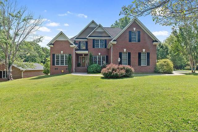 1519 Tomberlin Road, Sanford, NC 27730 (MLS #656958) :: The Signature Group Realty Team