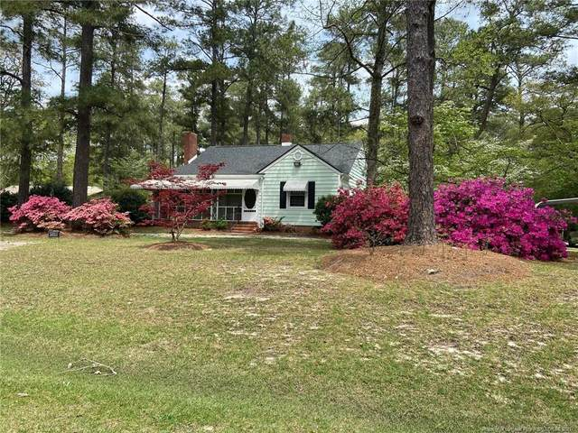 5011 Cedar Creek Road, Fayetteville, NC 28312 (MLS #656977) :: The Signature Group Realty Team