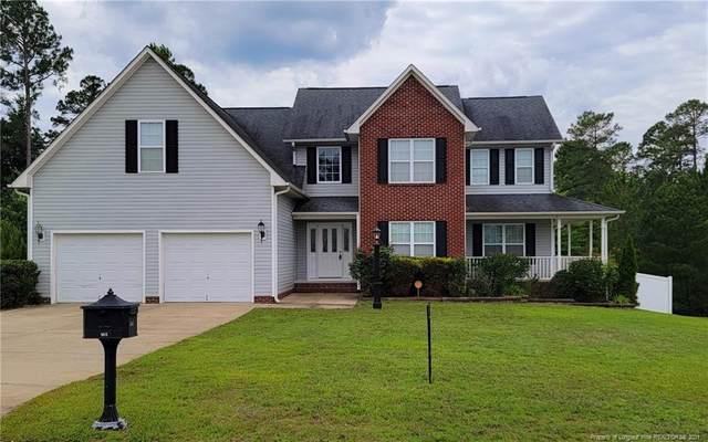 165 Hayden Lane, Cameron, NC 28326 (MLS #657010) :: Freedom & Family Realty