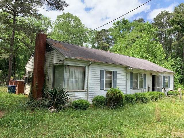 1503 Howell Street, Fayetteville, NC 28301 (MLS #657082) :: The Signature Group Realty Team