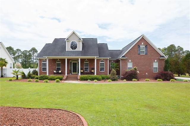 1460 Steeple Run Drive, Fayetteville, NC 28312 (MLS #657091) :: The Signature Group Realty Team