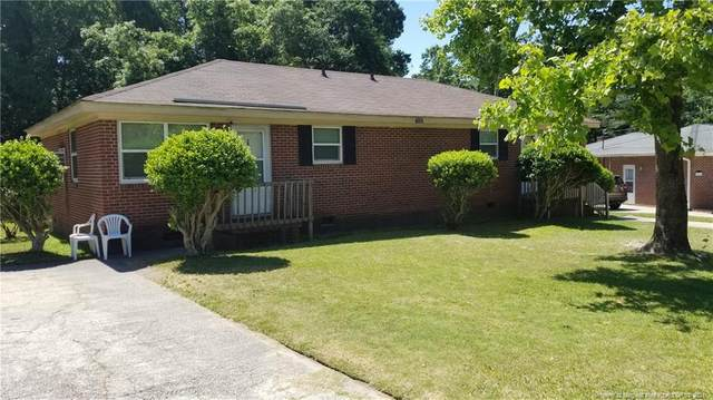 3026 Wedgewood Drive, Fayetteville, NC 28301 (MLS #657137) :: Freedom & Family Realty