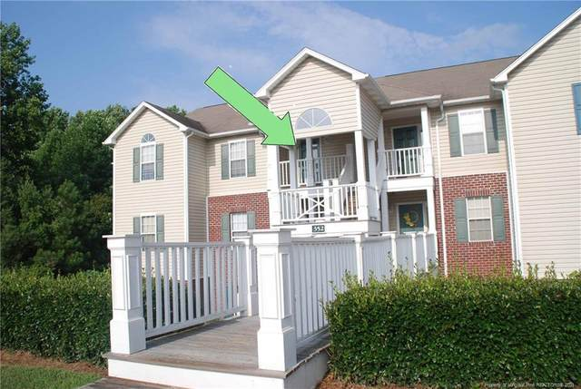 352 Bubble Creek Court #9, Fayetteville, NC 28311 (MLS #657146) :: On Point Realty