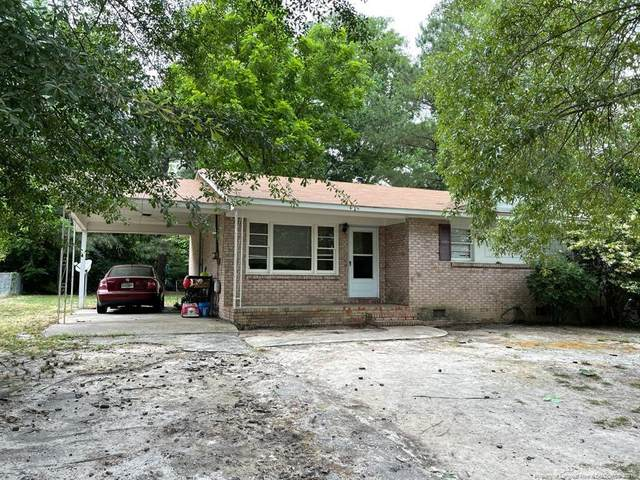 4612 Friar Avenue, Fayetteville, NC 28304 (MLS #657172) :: The Signature Group Realty Team