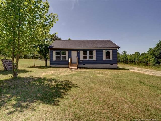 106 Helms Dogwood Road, Benson, NC 27504 (MLS #657222) :: Towering Pines Real Estate