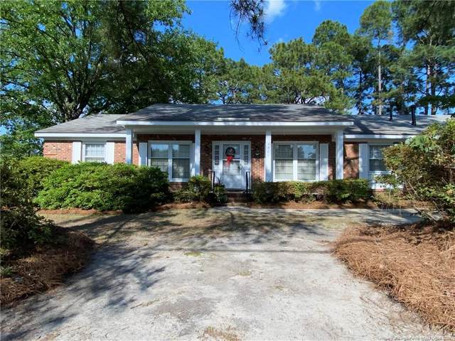 1605 Marlborough Road, Fayetteville, NC 28304 (MLS #657247) :: On Point Realty