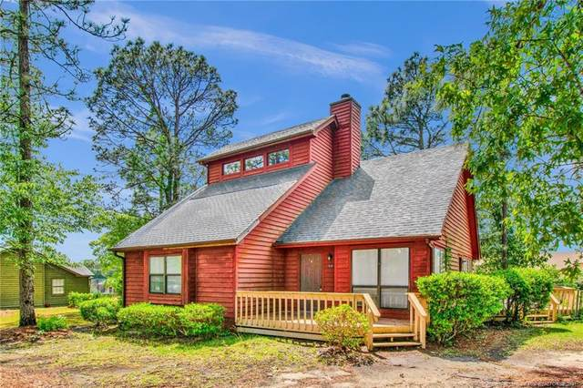 520 Sierra Trail, Spring Lake, NC 28390 (MLS #657300) :: The Signature Group Realty Team