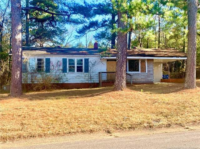 705 Varsity Drive, Fayetteville, NC 28311 (MLS #657305) :: The Signature Group Realty Team