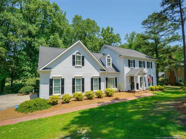 6918 S Staff Road, Fayetteville, NC 28306 (MLS #657332) :: Towering Pines Real Estate