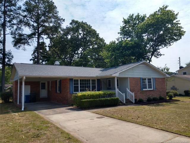 6407 Rutherglen Drive, Fayetteville, NC 28304 (MLS #657336) :: Freedom & Family Realty