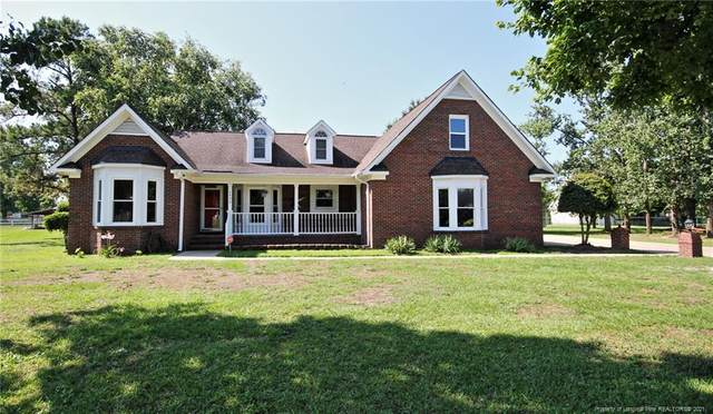 5493 Kentucky Lane, Hope Mills, NC 28348 (MLS #657378) :: On Point Realty