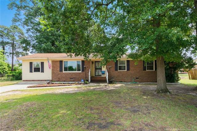 124 Old Gate Road, Fayetteville, NC 28314 (MLS #657394) :: EXIT Realty Preferred