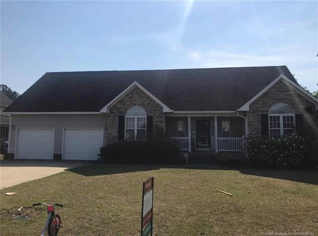 3405 Black Tower Court, Fayetteville, NC 28306 (MLS #657395) :: The Signature Group Realty Team