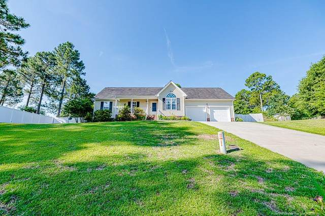 1110 Roundabout Road, Cameron, NC 28326 (MLS #657401) :: Freedom & Family Realty