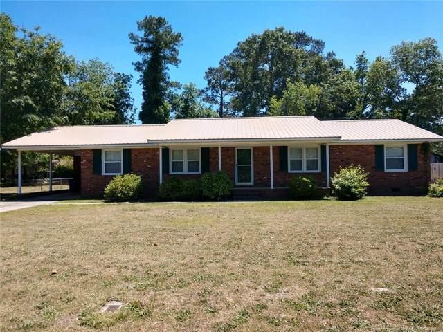 6347 Rutherglen Drive, Fayetteville, NC 28304 (MLS #657437) :: RE/MAX Southern Properties
