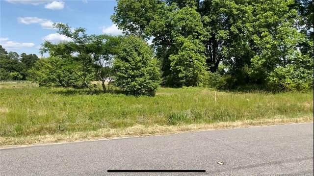 TBD Graham( Lot 2) Road, Raeford, NC 28376 (MLS #657447) :: EXIT Realty Preferred