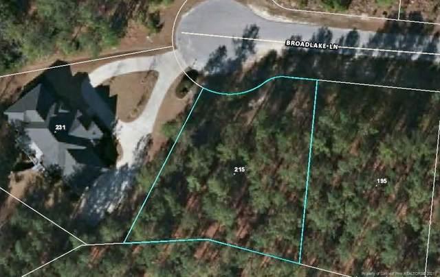 215 Broadlake Lane, Spring Lake, NC 28390 (MLS #657448) :: EXIT Realty Preferred