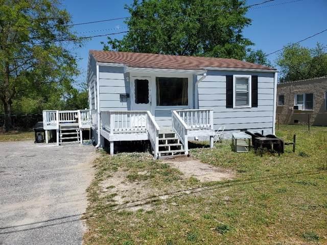 104,106,108,110 Scarborough Street, Spring Lake, NC 28390 (MLS #657451) :: EXIT Realty Preferred