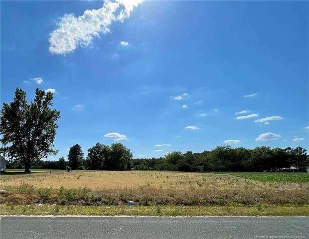 TBD Graham(Lot 4) Road, Raeford, NC 28376 (MLS #657453) :: EXIT Realty Preferred
