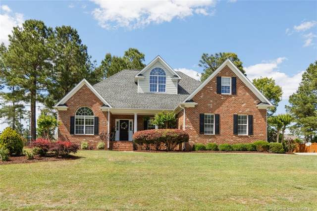 3310 King James Lane, Fayetteville, NC 28306 (MLS #657454) :: Freedom & Family Realty