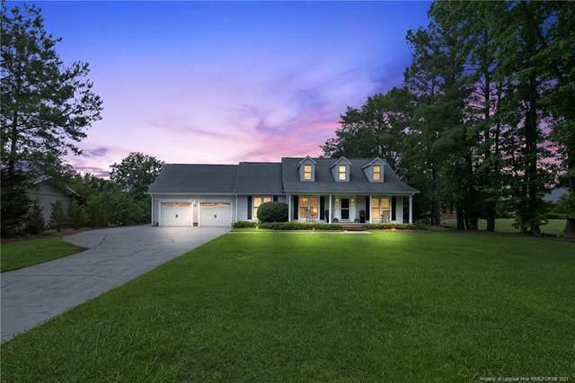 123 Bayshore Drive, Parkton, NC 28371 (MLS #657456) :: Moving Forward Real Estate