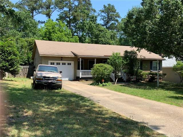 7190 Silverstone Drive, Fayetteville, NC 28304 (MLS #658524) :: Freedom & Family Realty