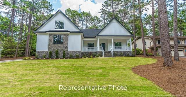 185 Riding Lane, Southern Pines, NC 28387 (MLS #658529) :: The Signature Group Realty Team